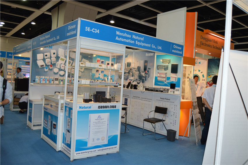 Hong Kong Electronics Fair(Autumn Edition) 2015