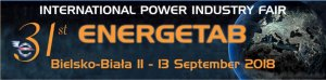 31st INTERNATIONAL  POWER INDUSTRY FAIR ENERGETAB 2018